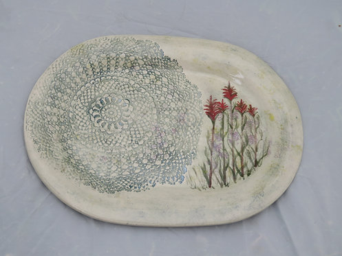 Meadow within Doily