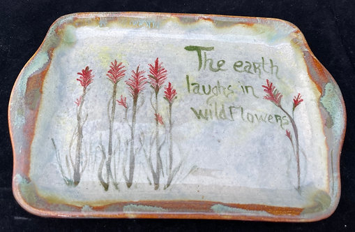 The Earth Laughs in Wildflowers