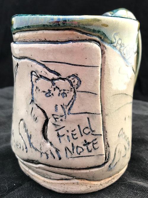 Lamar Valley Field Note Mug