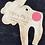 Thumbnail: Rustic Wyoming Moose  Ornament #1