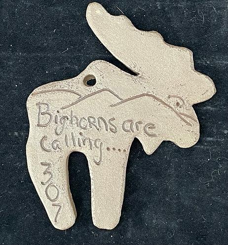 Bighorns are calling.... Moose