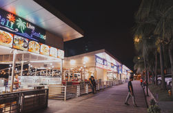 Live Seafood restaurants
