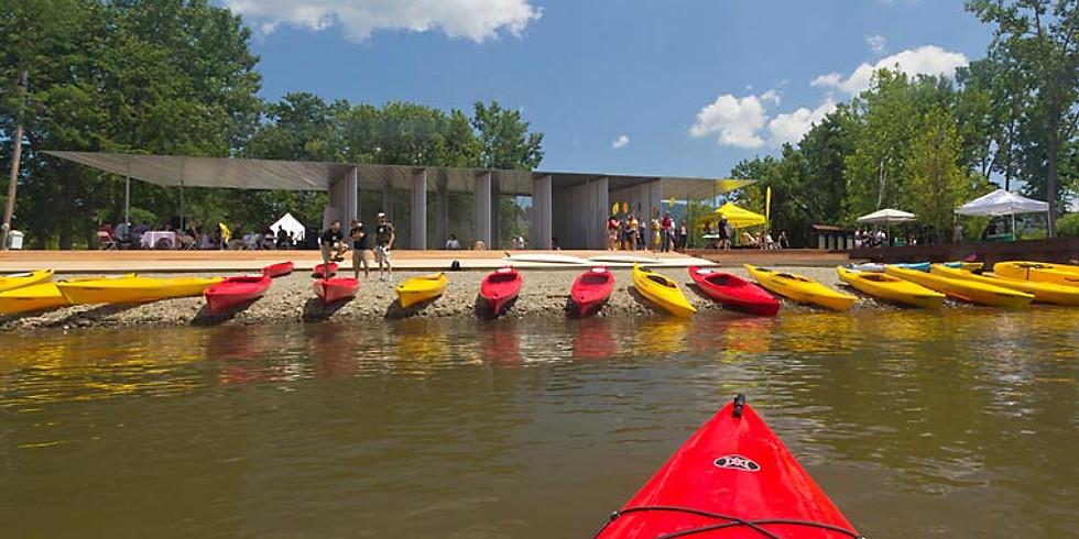 Escape to Beacon : Kayaking & Yoga (2)
