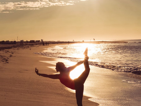 Happy Summer Solstice & International Day of Yoga!