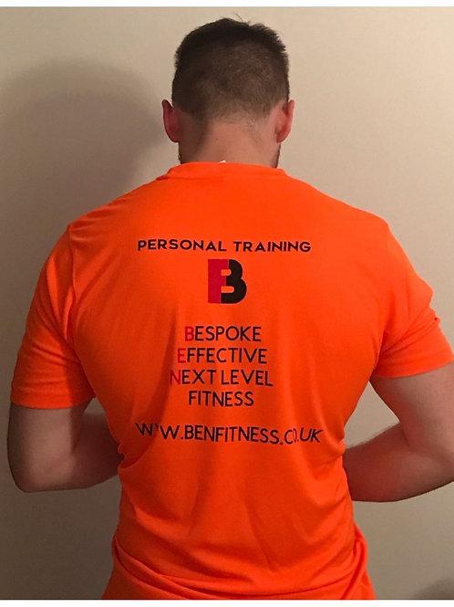 B.E.N Fitness T-Shirt