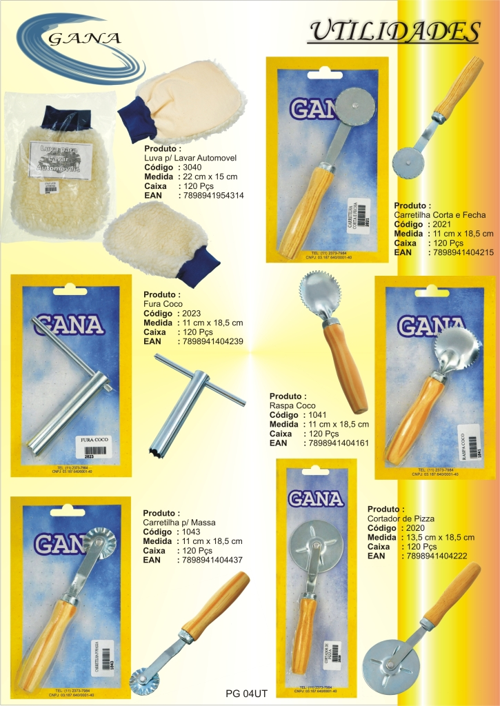 Embalagens -Utilidades Domésticas 4