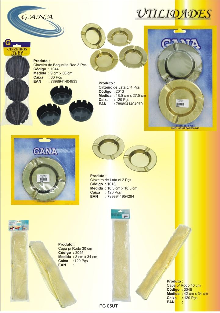 Embalagens -Utilidades Domésticas 5
