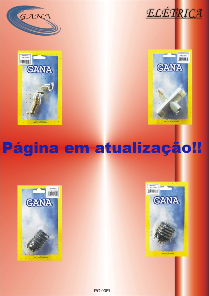 Gana Embalagens -Material Elétrico 3