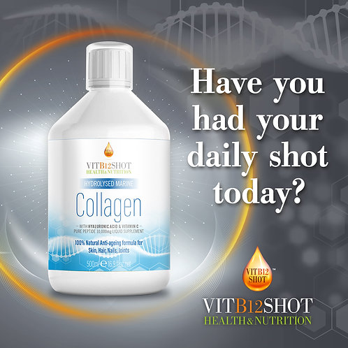 B12 Collagen Drink