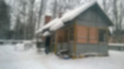 Снос дачного дома