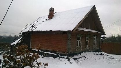Демонтаж частного дома в Москве