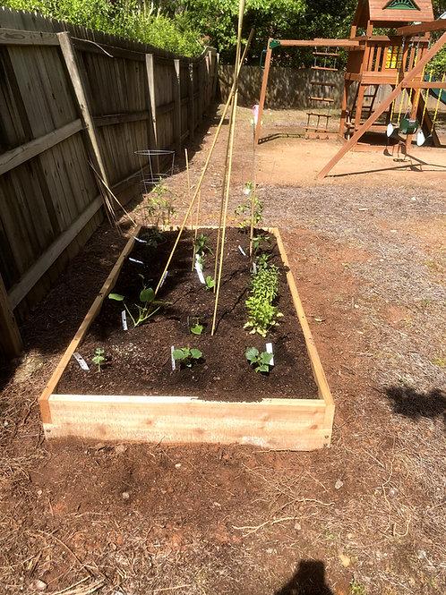 4'x8' Green Thumb Garden Package