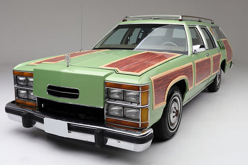 Family Truckster Package