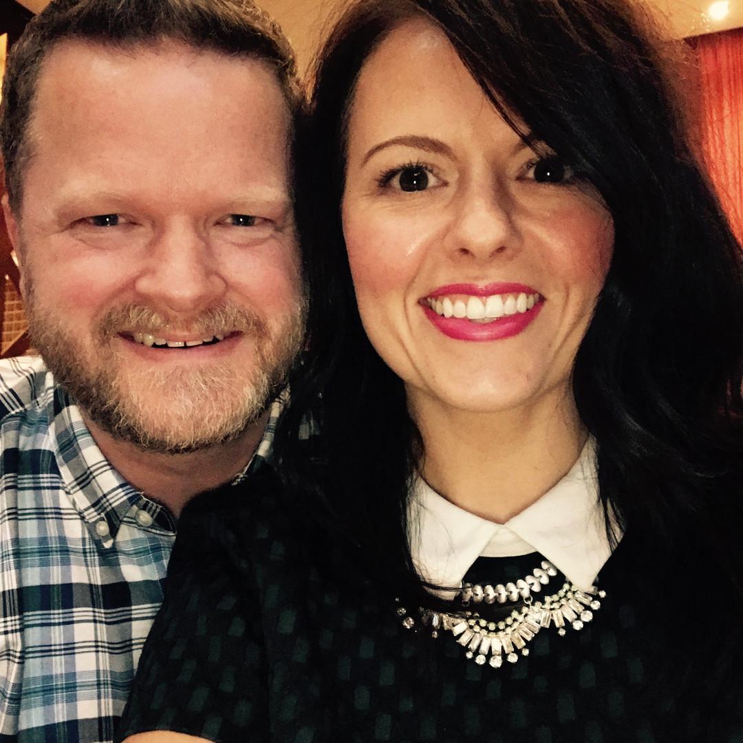 Amy and Mark Ferrara