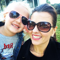 Amy and her daughter, Isabella