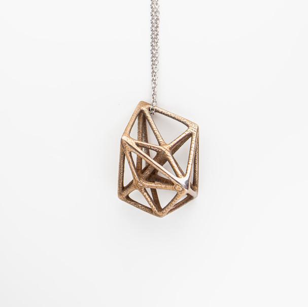 Lacunae Necklace Nr16