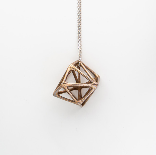 Lacunae Necklace Nr17