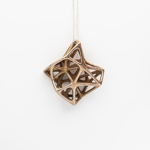 Lacunae Necklace Nr20