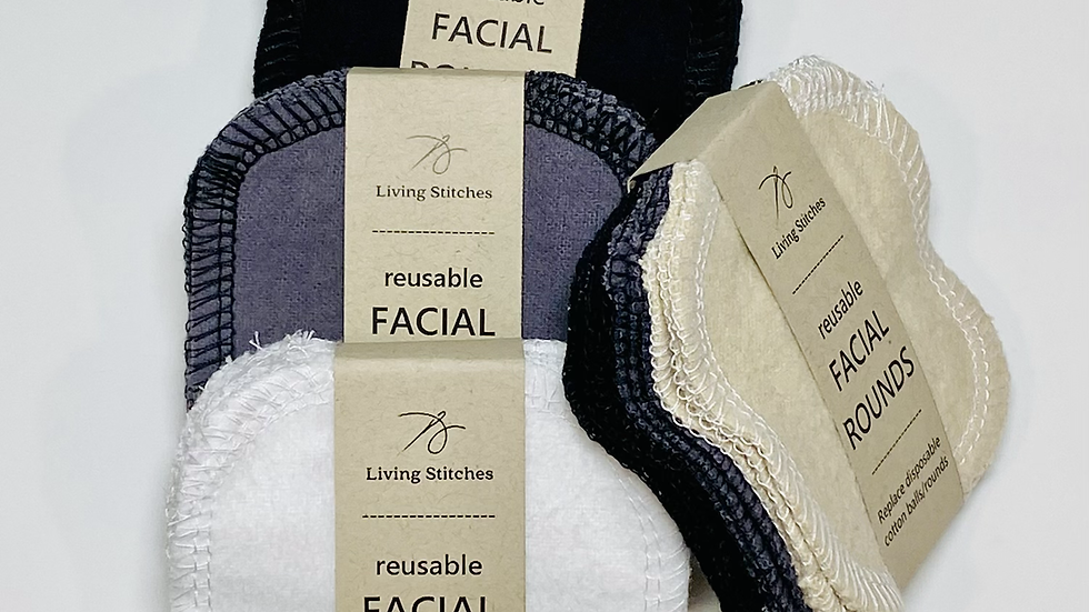 Facial Rounds - Solids
