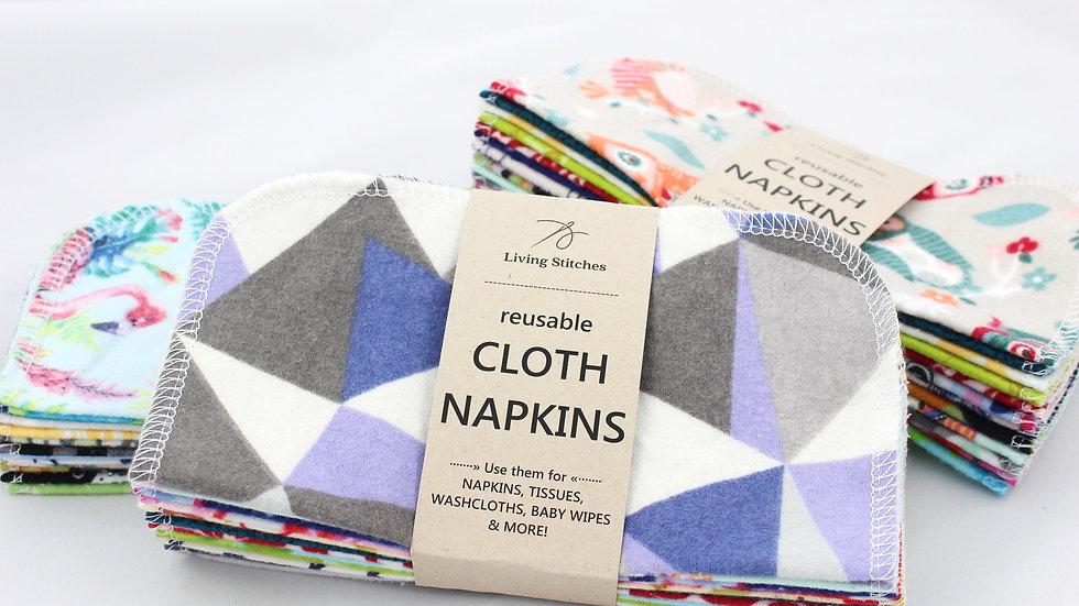 Cloth Napkins - Mixed