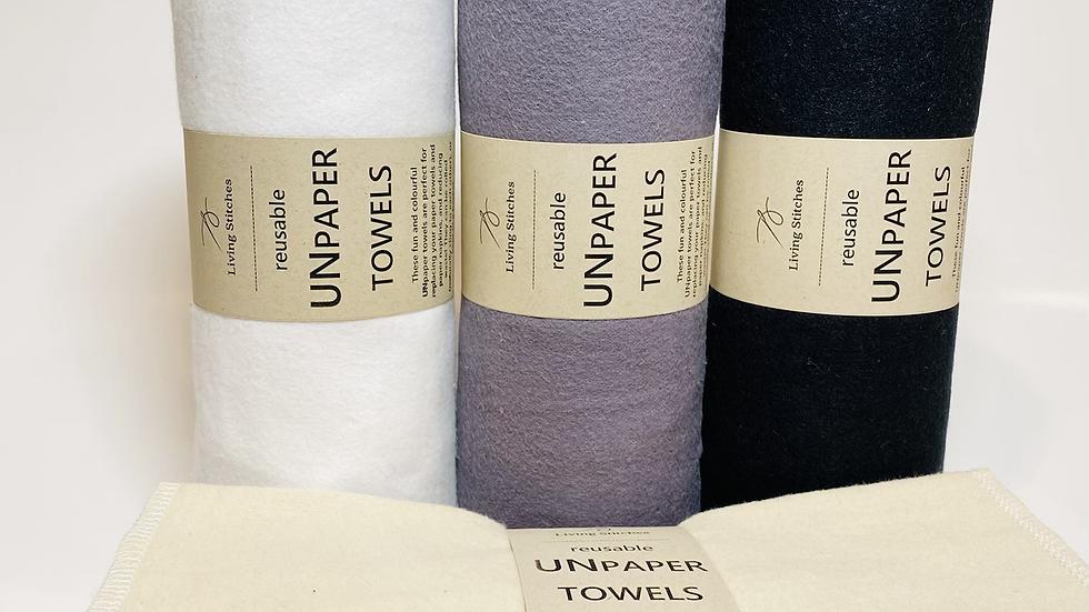 UNpaper Towels - Solids