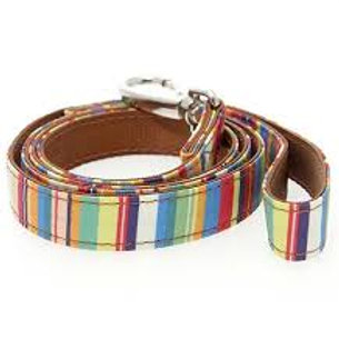 Urban Pup Henley Striped Lead