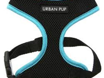 Urban Pup Active Mesh Blue Harness