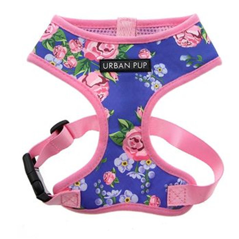 Urban Pup Flora Burst Harness