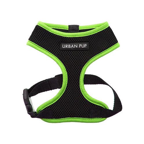 Active Mesh Neon Green Harness