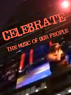 Celebrate The Music of our People poster