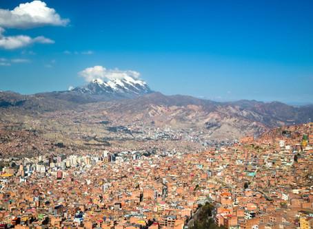 Department #2: La Paz