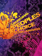 Aboriginal People's Choice Music Awards poster