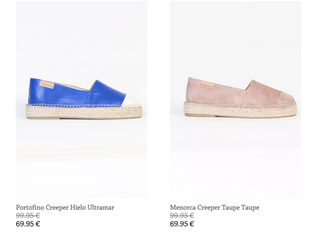 ESPADRILLES: QUALITY AND COMFORT