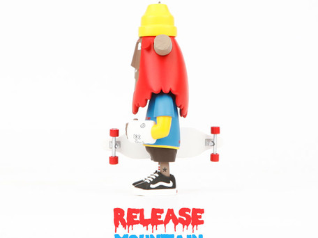 RELEASE  BH MOUNTAIN ver.Stay Foolish