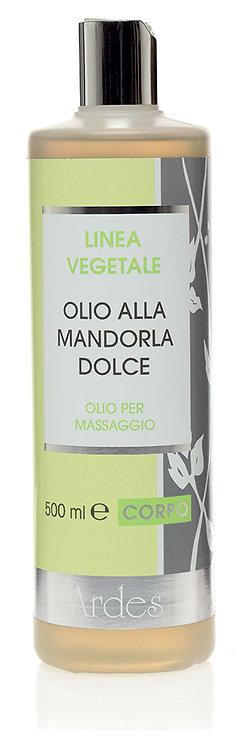 OLIO DA MASSAGGIO ALLA MANDORLA DOLCE