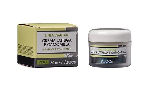 CREMA LATTUGA E CAMOMILLA 50 ml