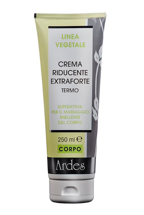 CREMA RIDUCENTE EXTRAFORTE TERMO 250 ml