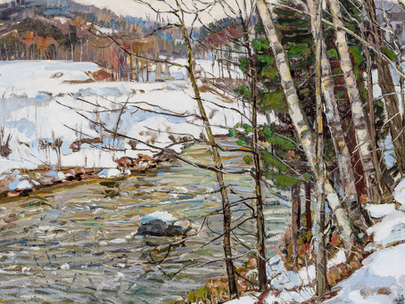 SUMMER ONLINE  FINE ART AUCTION FEATURES AMERICAN IMPRESSIONISM, 19th CENTURY ART AND MORE!