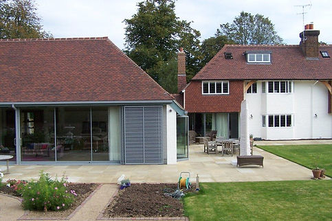 Listed building annexe