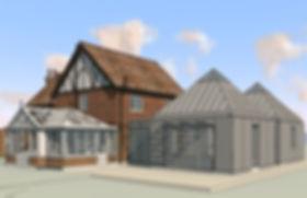 Sevenoaks Listed Building Annexe