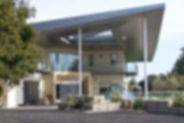 Sevenoaks Park House Man Entrance
