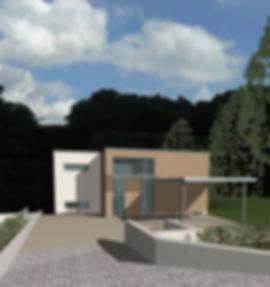 Sevenoaks Town House 3D