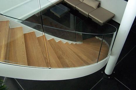 Sevenoaks Park House Staircase