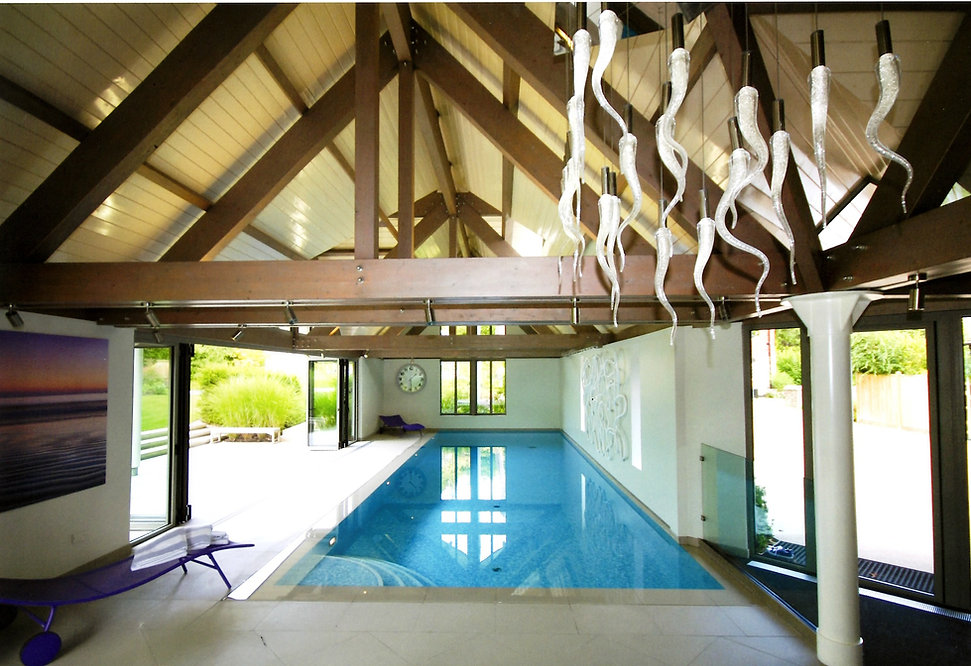 Kemsing Indoor Pool