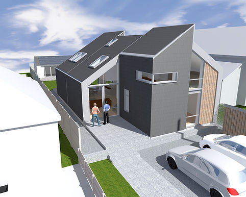 Seasalter Passiv Haus