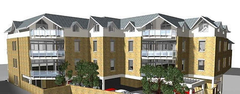 Sevenoaks Apartments Town Centre Redevelopment