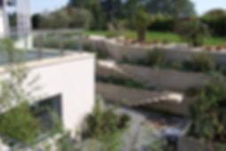 Sevenoaks Park House Landscaped Terracing