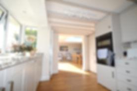 WittershamRidgetop Extension Kitchen