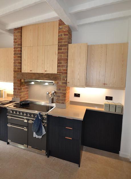 Hodsall Street Sunken Kitchen