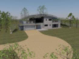Graveney Pergola House
